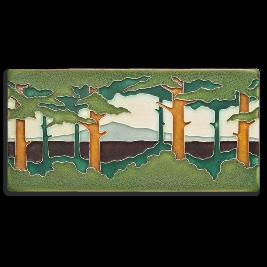 Pine Landscape Horizontal