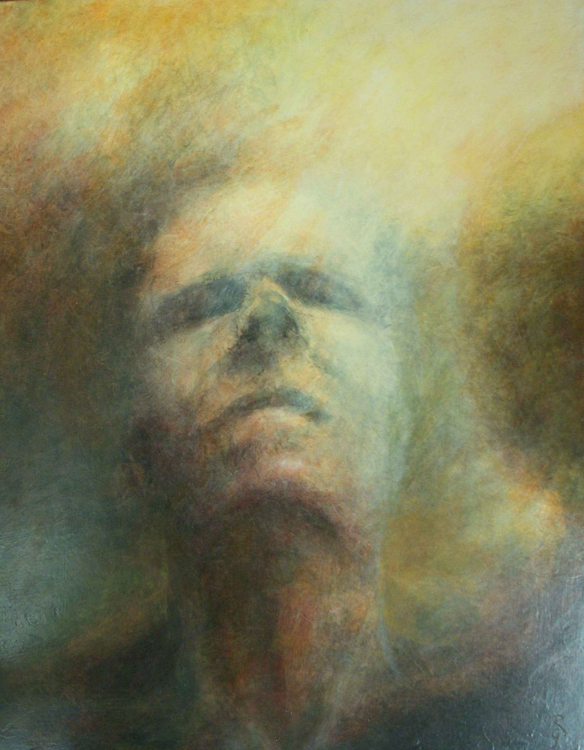 Unexpected Light #1 by  Rhonda Grudenic - Masterpiece Online