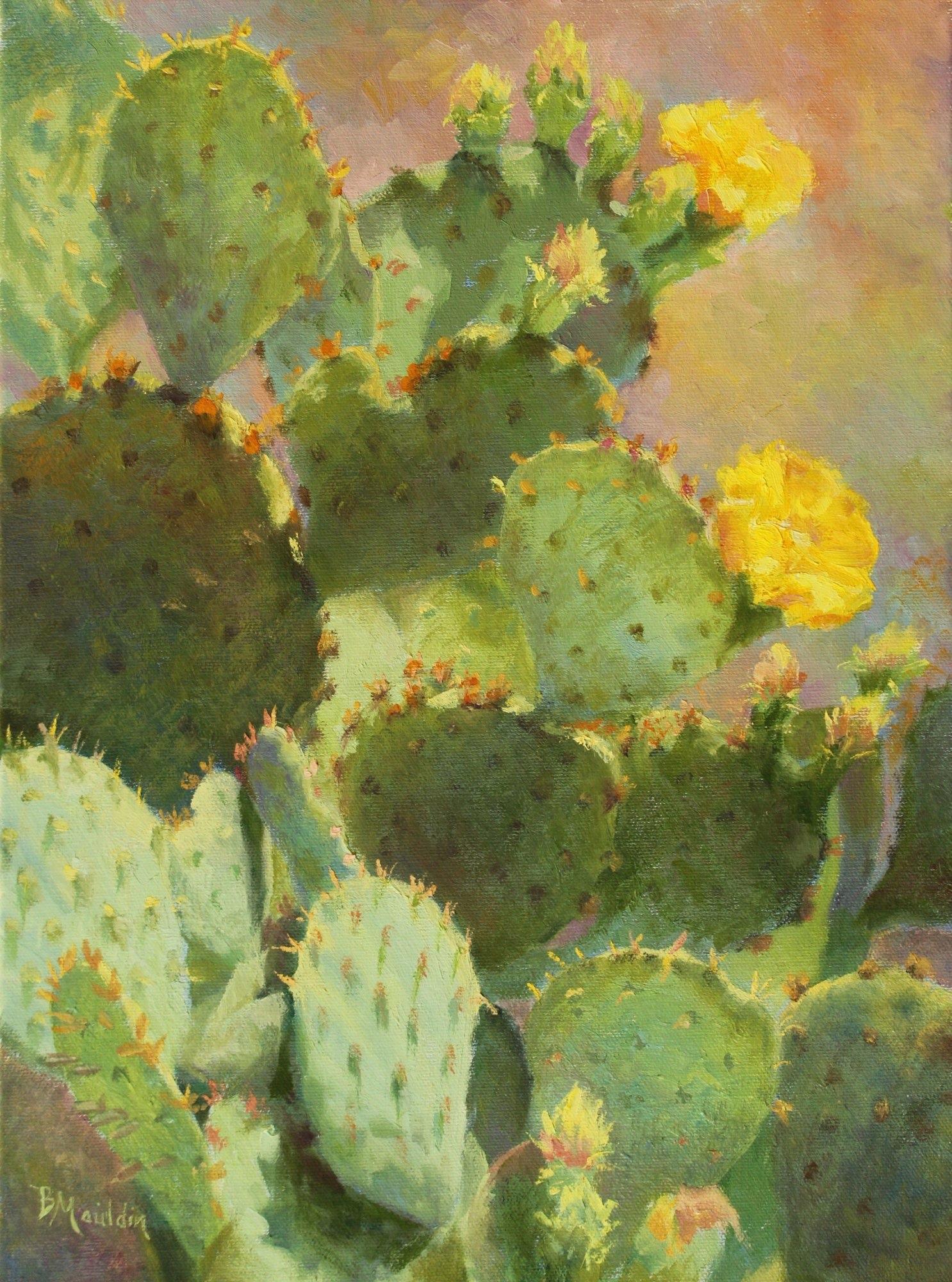 Sun Day by  Barbara Mauldin - Masterpiece Online