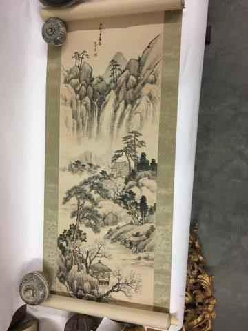 JAPAN SCROLL by    - Masterpiece Online