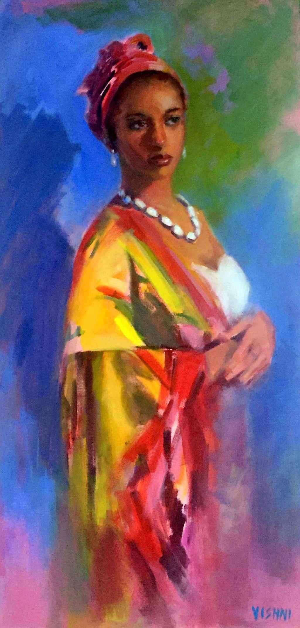 Regal Look by Mrs. Vishni Gopwani - Masterpiece Online
