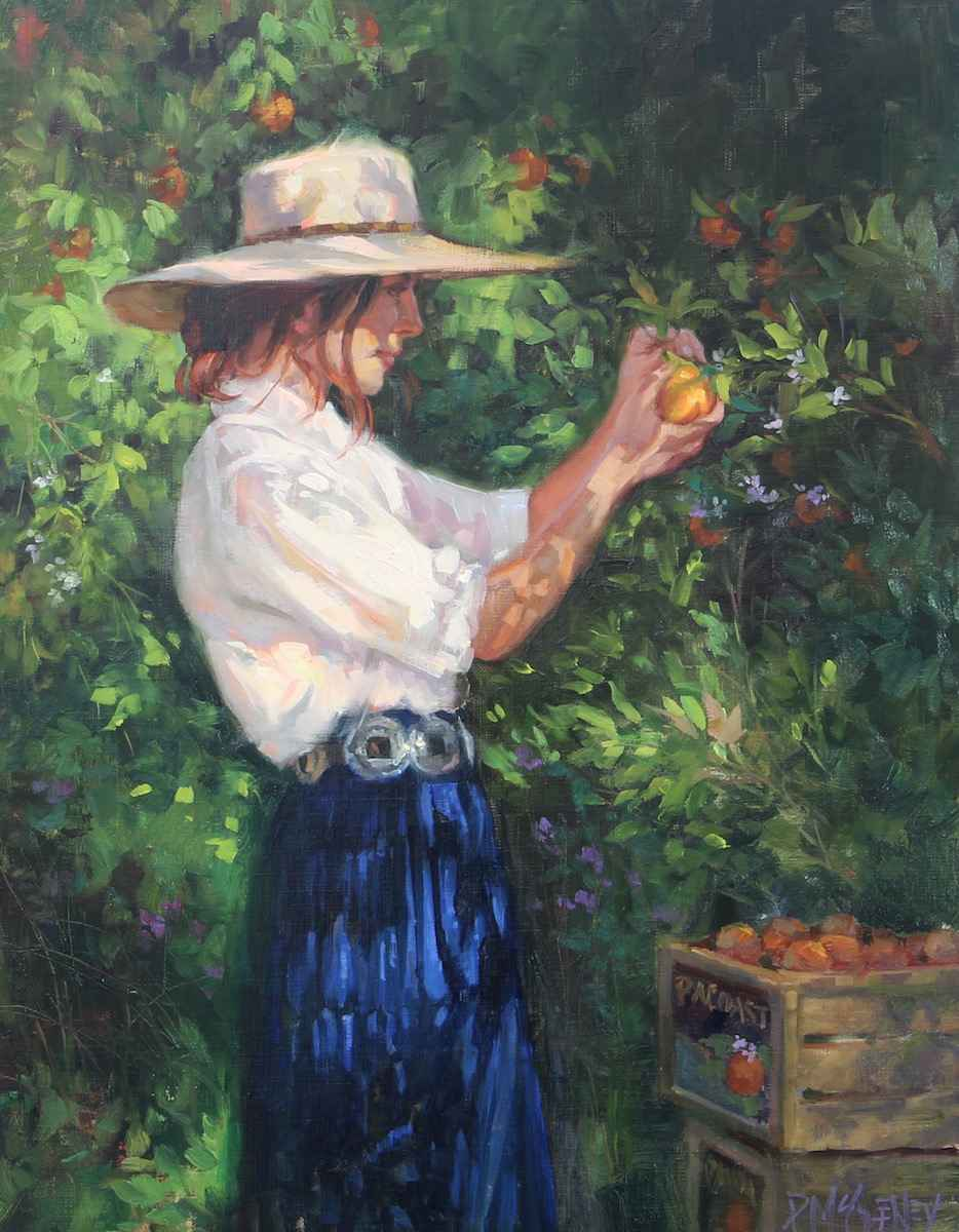 Summer Harvest by  Patricia McGeeney - Masterpiece Online