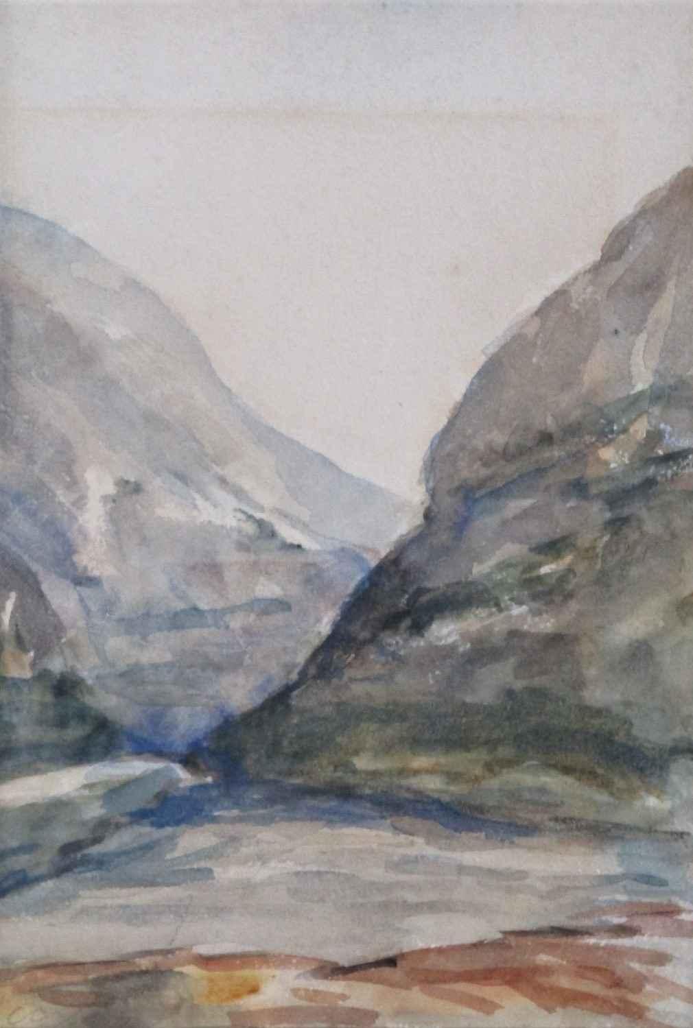 Unknown (Gorge) by  Charles Erskine Scott Wood - Masterpiece Online