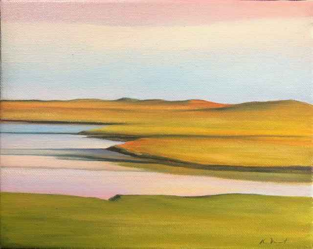 South Side Marshes by  Kenneth Vincent - Masterpiece Online