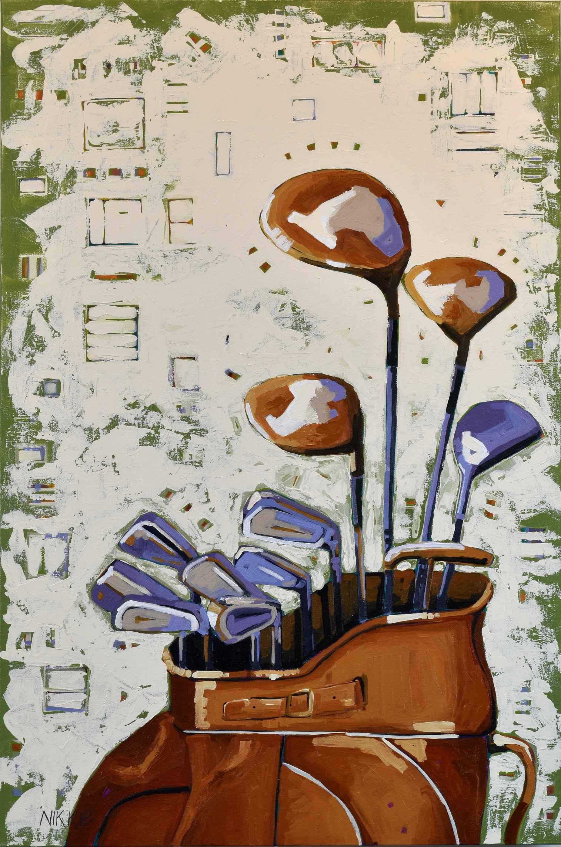 Sunday Quiver by  Nikkie Markle - Masterpiece Online