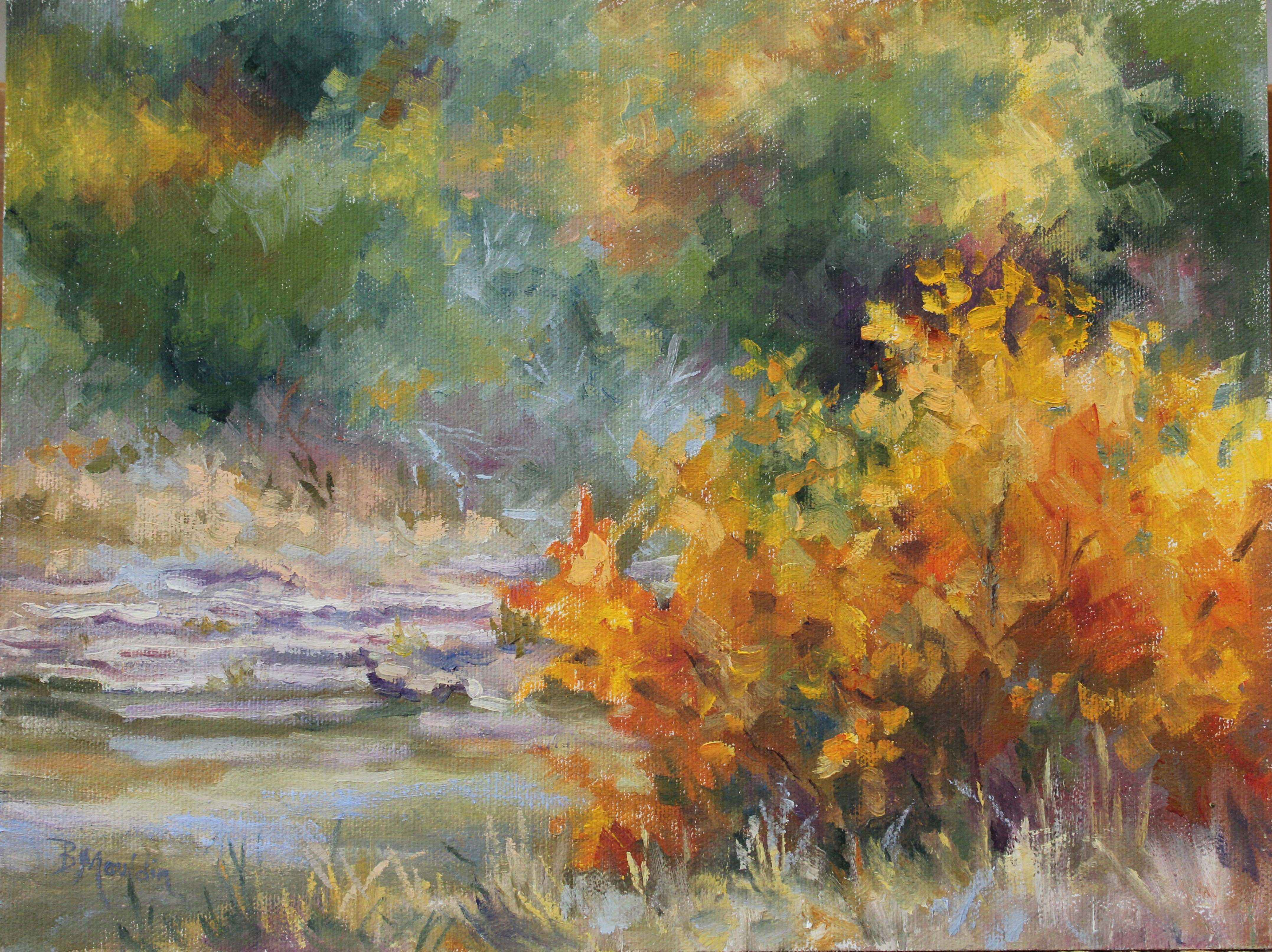 Autumn Blaze by  Barbara Mauldin - Masterpiece Online