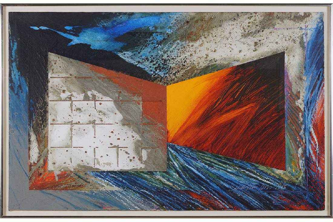 Untitled by  Laddie John Dill - Masterpiece Online