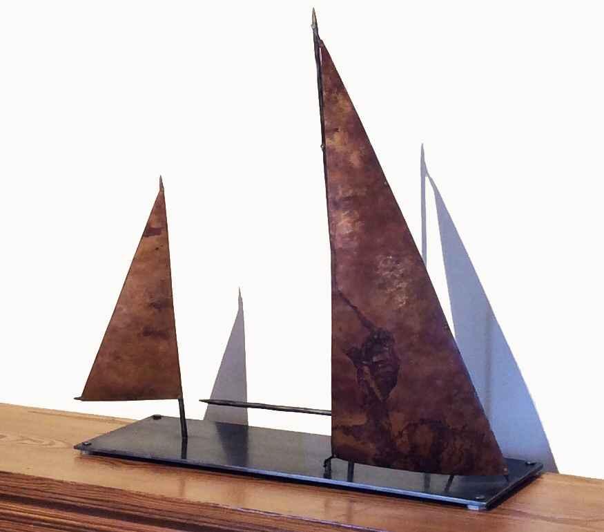 Yawl Rig by  J Powers Shepard - Masterpiece Online