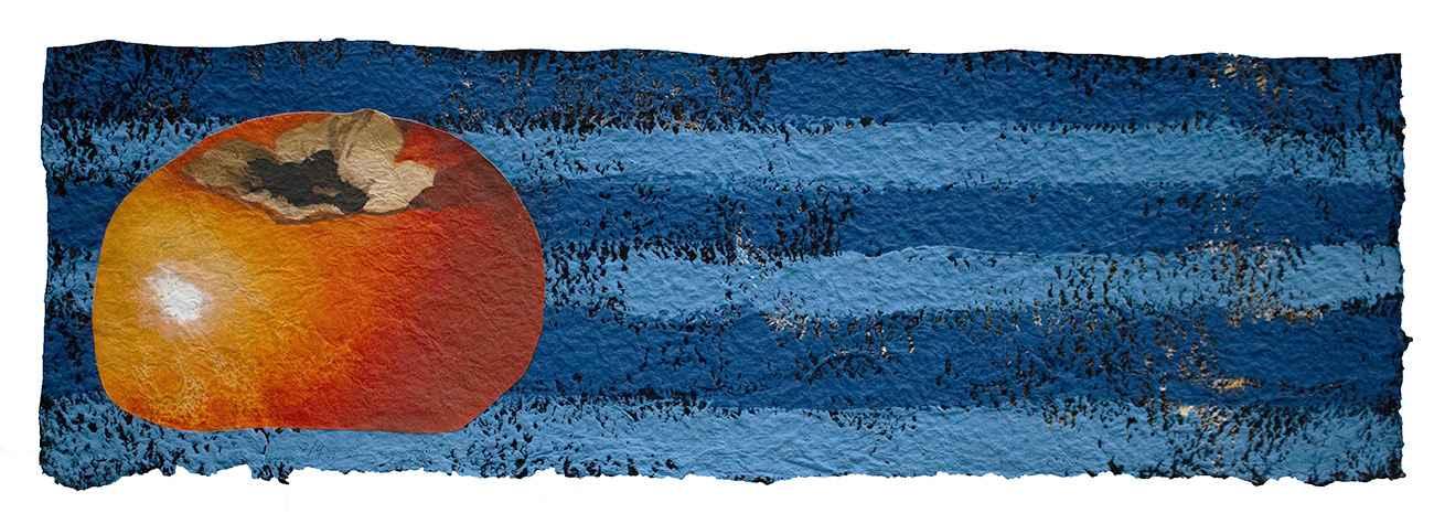 Nine Persimmons by  Daniel Kelly - Masterpiece Online