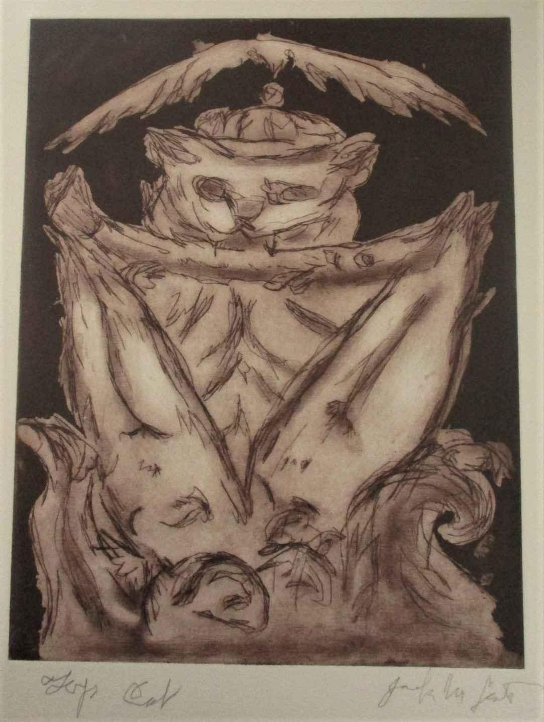 Top Cat by  Jack McLarty - Masterpiece Online