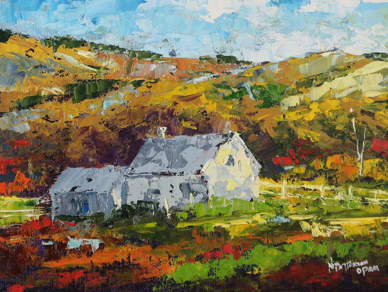 Hill Country by  Neil Patterson - Masterpiece Online