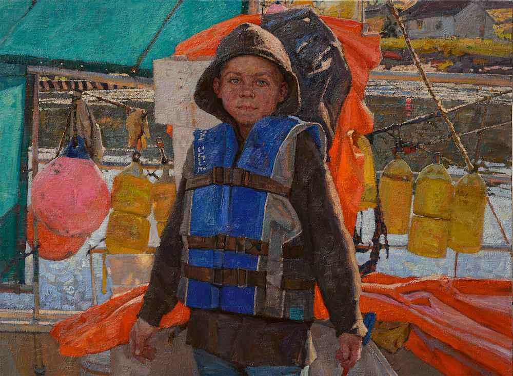Isaiah by  Daud Akhriev - Masterpiece Online