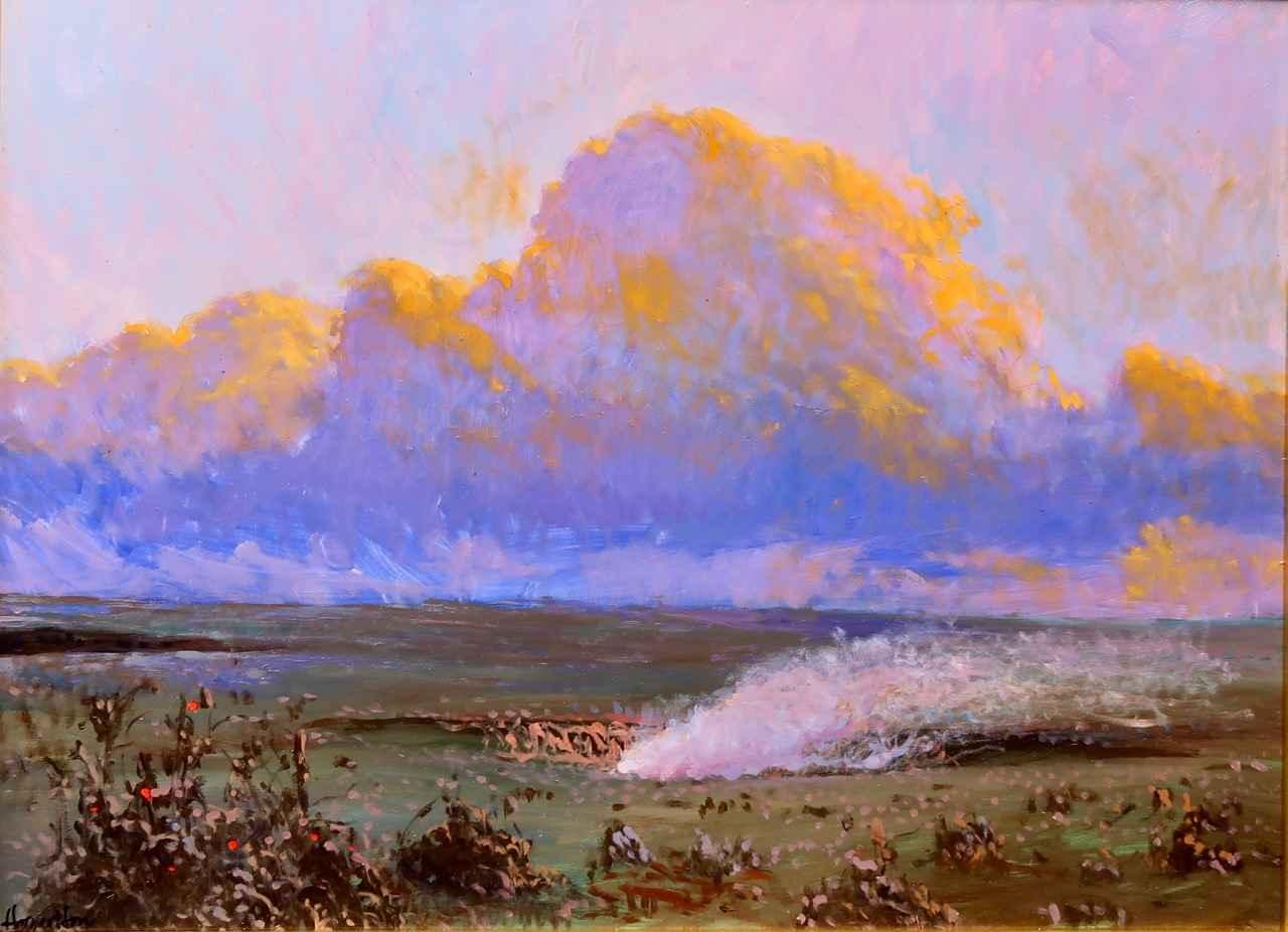 Ohia Sunset by  Hamilton Kobayashi - Masterpiece Online