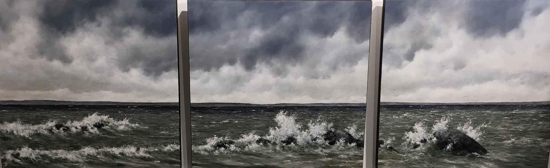 Chain Reaction (Tript... by Mr. Lorne McDermott - Masterpiece Online