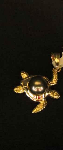 Tahitian Black Pearl ... by Mr. Mac Dunford - Masterpiece Online