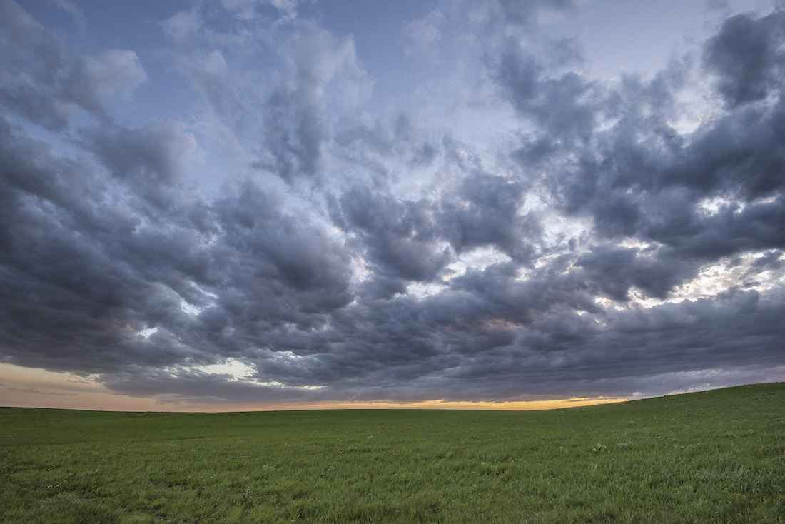 Storm Moving Out by  Teresa Grove - Masterpiece Online
