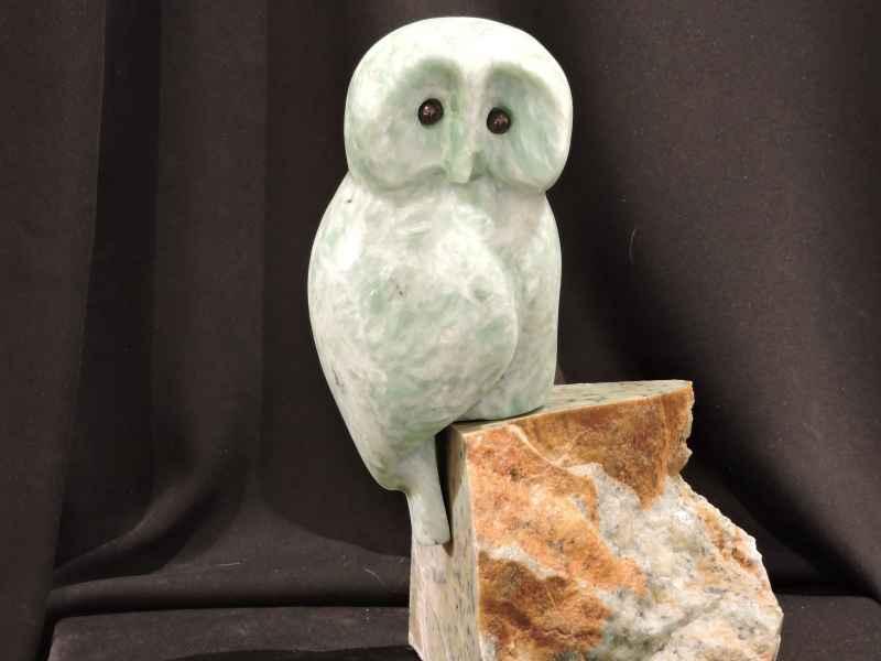 Owl Ways Watching by  Vance Theoret - Masterpiece Online