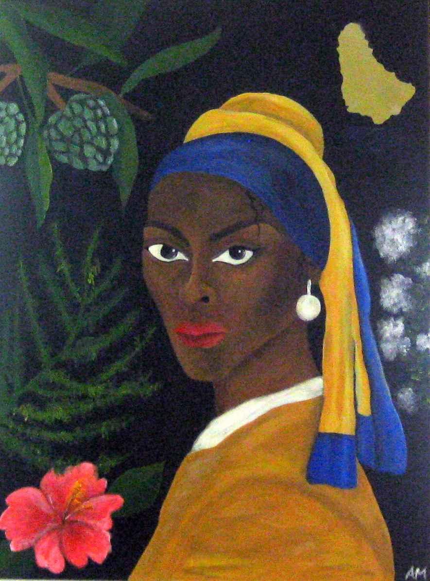 Sarah by  Adesina Murrell - Masterpiece Online