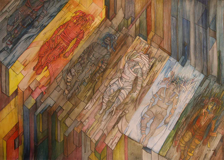 Eveil by  Loïc BACH - Masterpiece Online