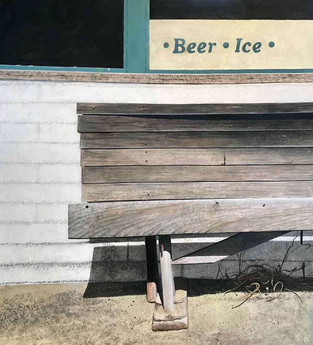 Beer & Ice  by  Eric G. Thompson