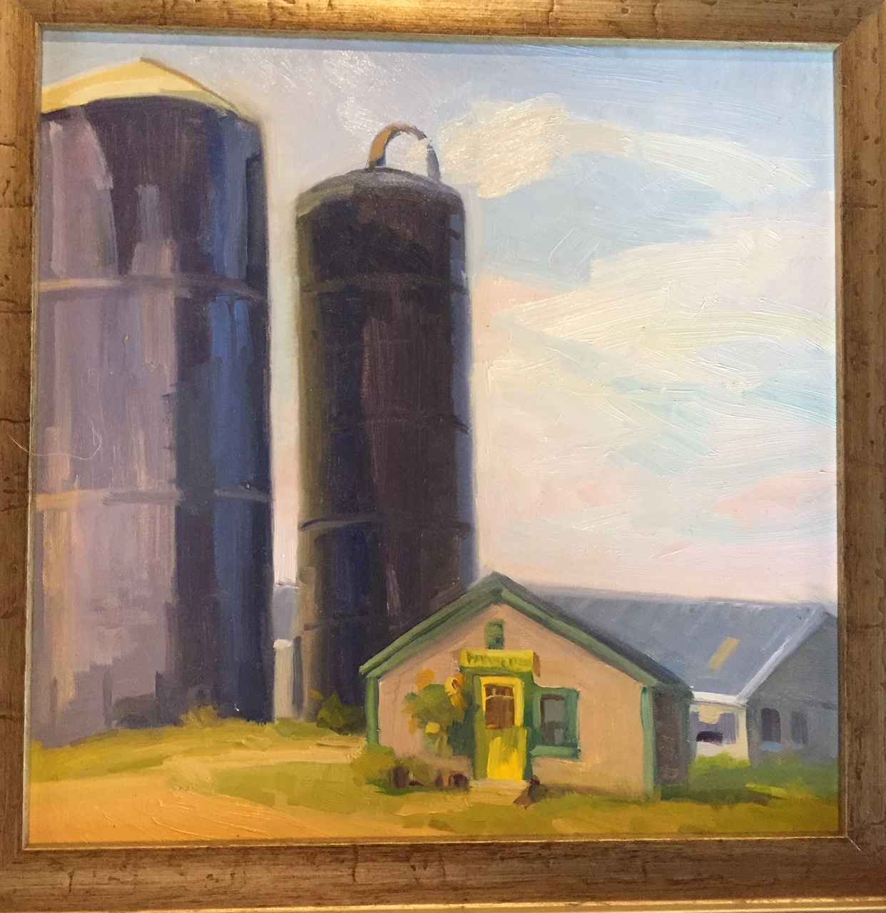 Farm Institute by  Judith Howells - Masterpiece Online
