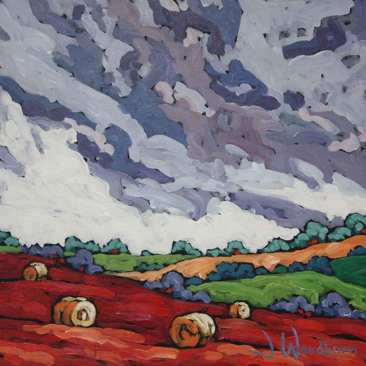Storm Rolling In by Ms Jennifer Woodburn - Masterpiece Online