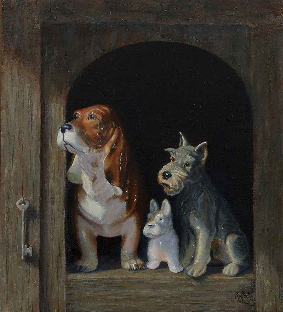 The Key by  Terry Rafferty - Masterpiece Online