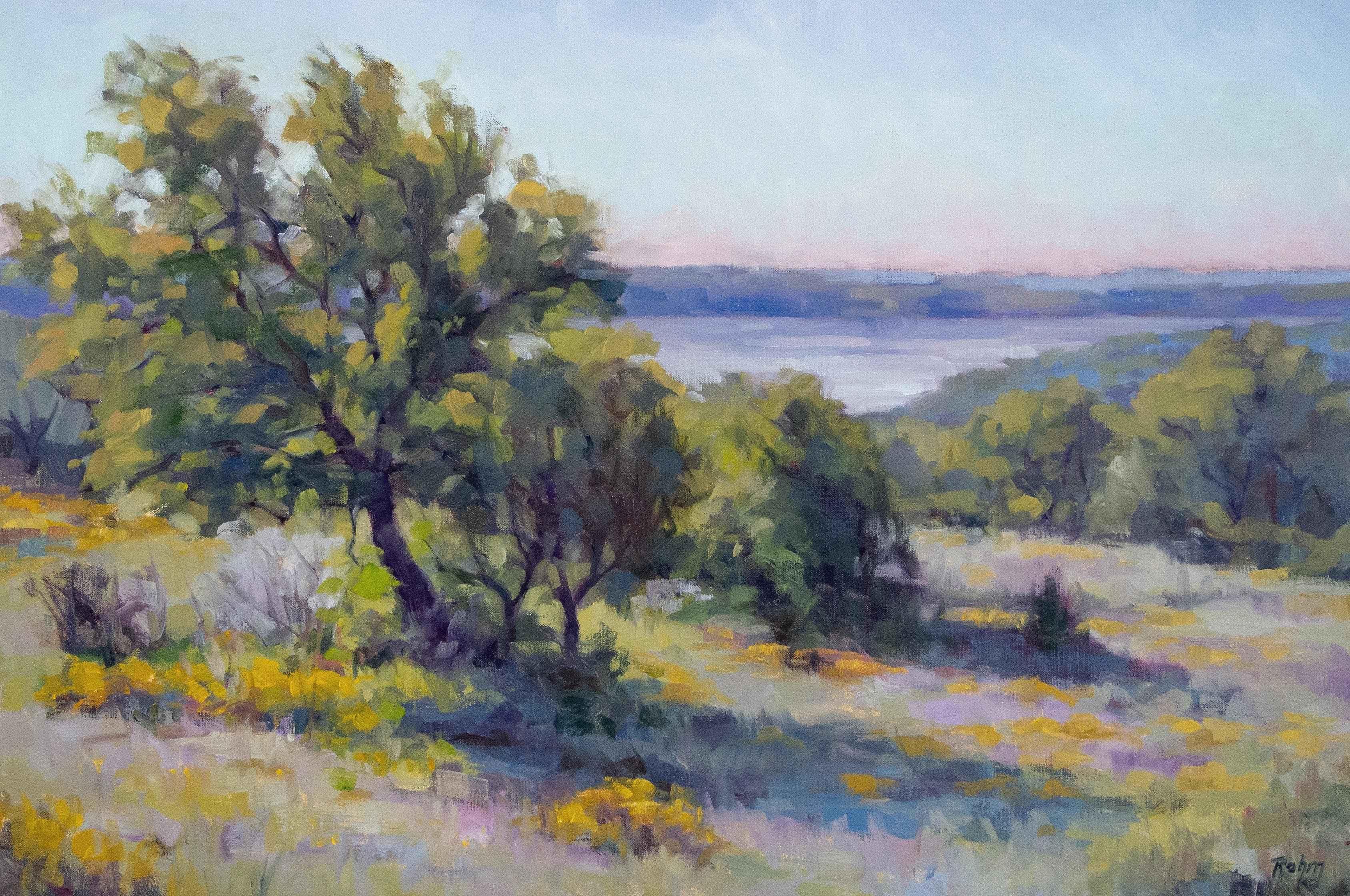 Sunshine Grass by  Robert