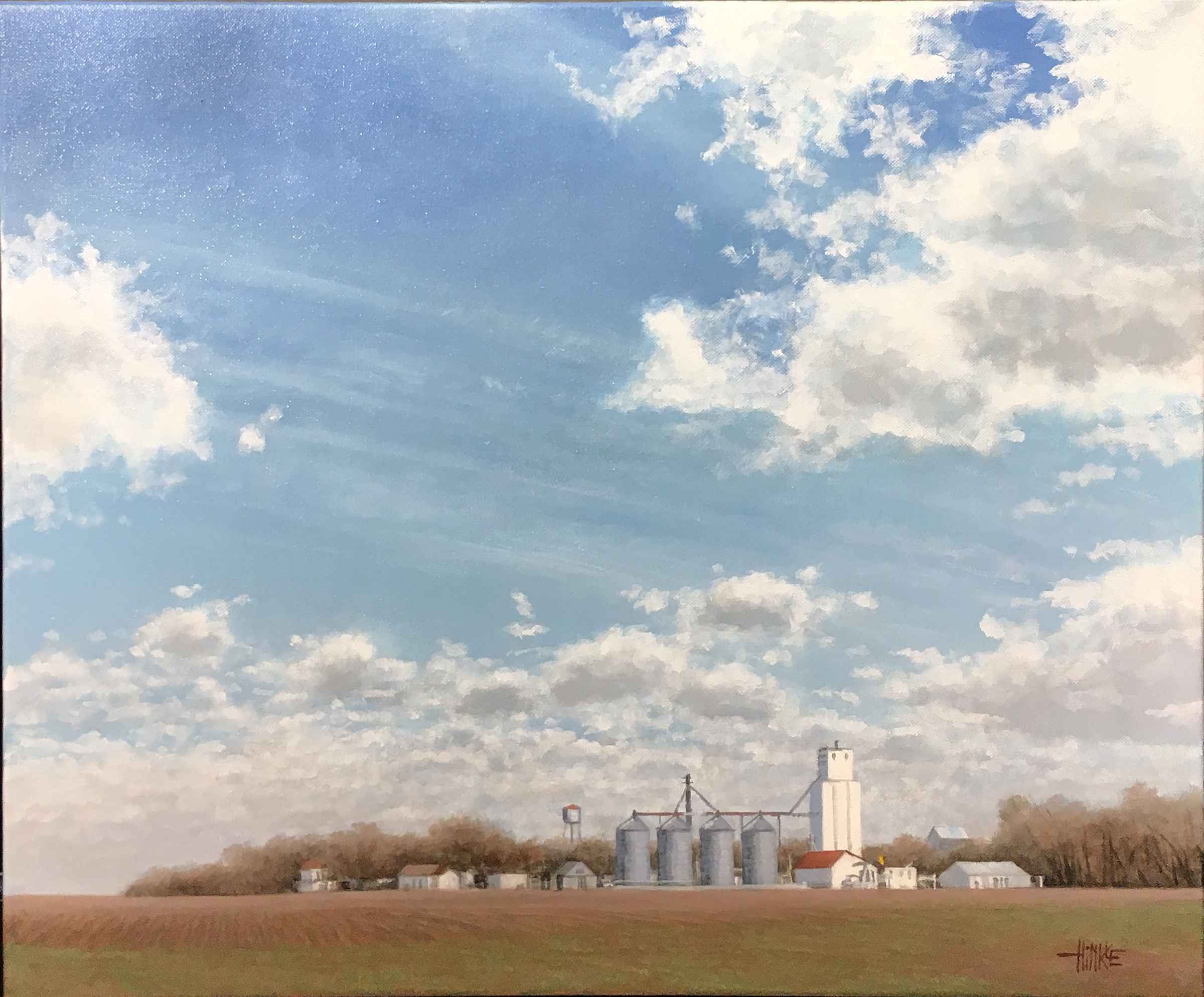 Edge of Town by  Brian Hinkle - Masterpiece Online
