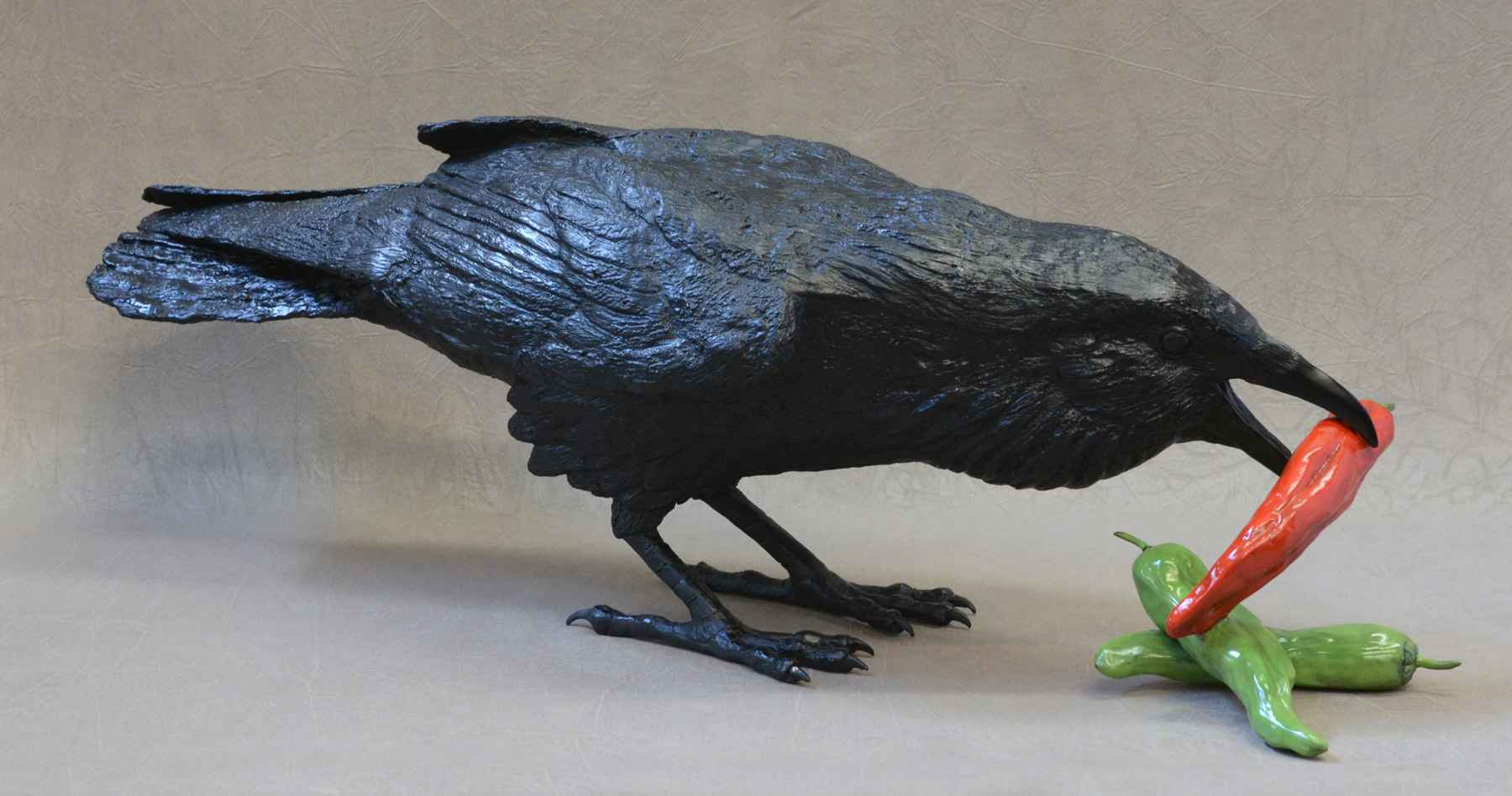 Raven II E by  Jim Eppler - Masterpiece Online