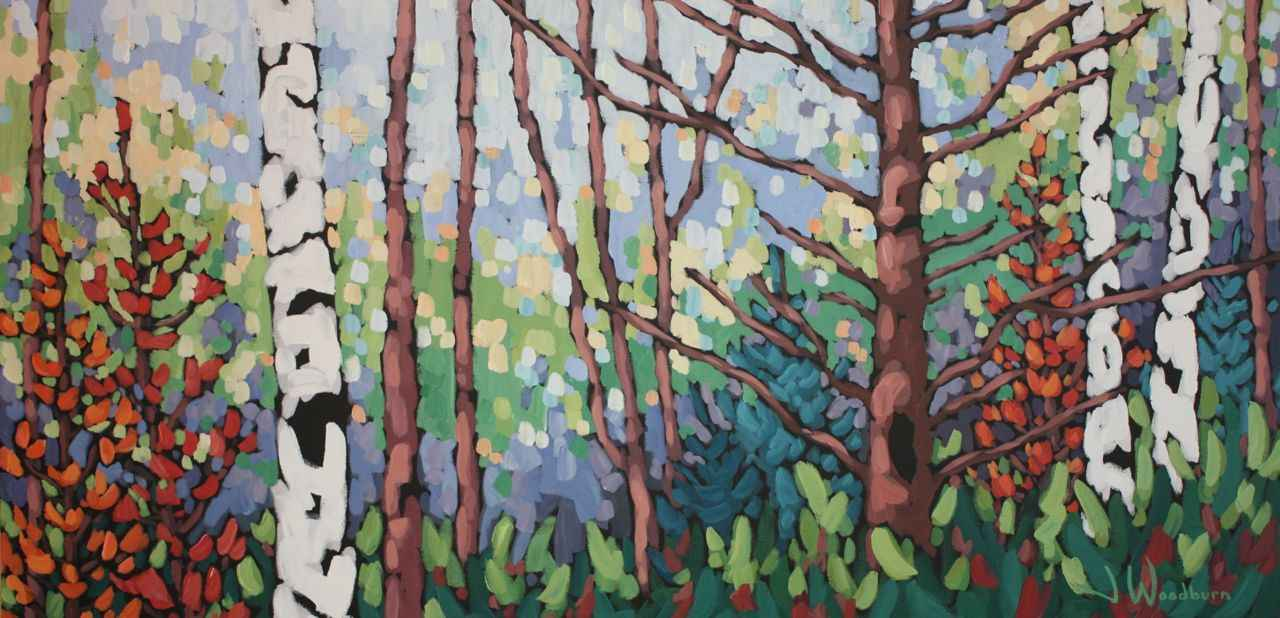 Layers by Ms Jennifer Woodburn - Masterpiece Online