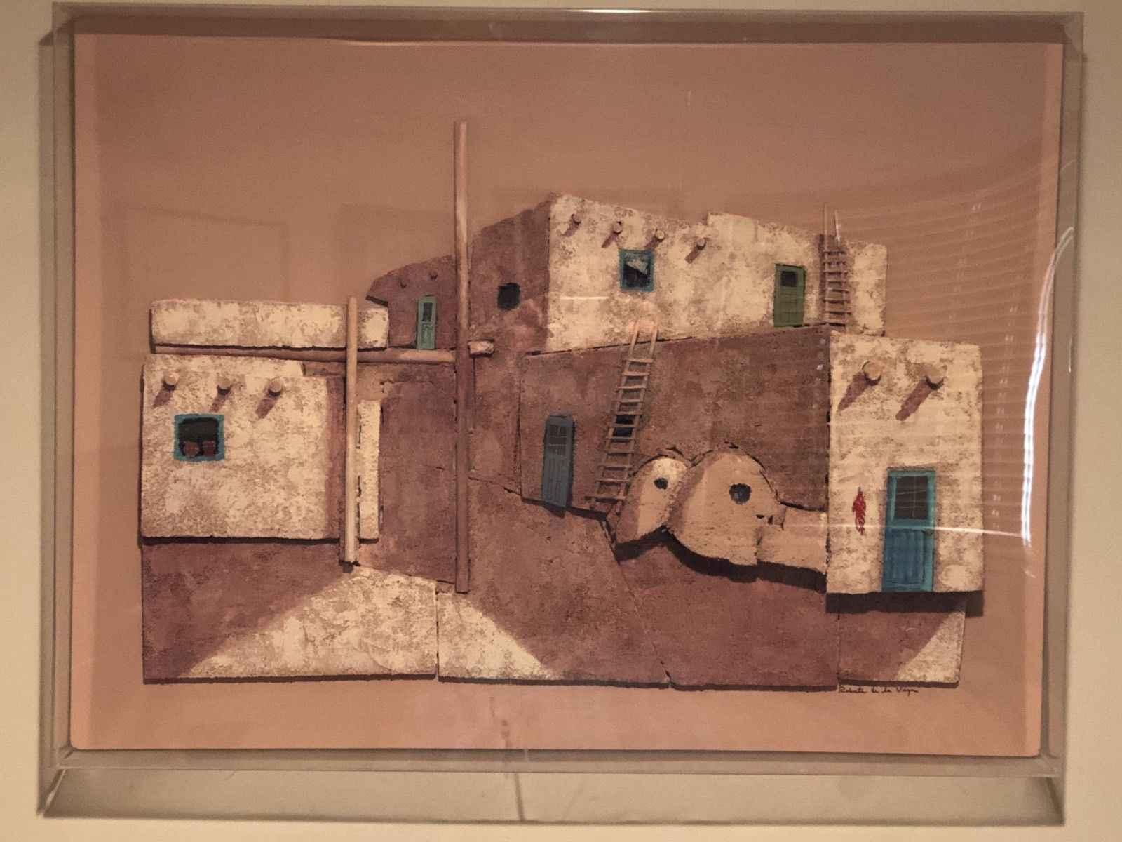 Pueblo by  Roberta De la Vega - Masterpiece Online