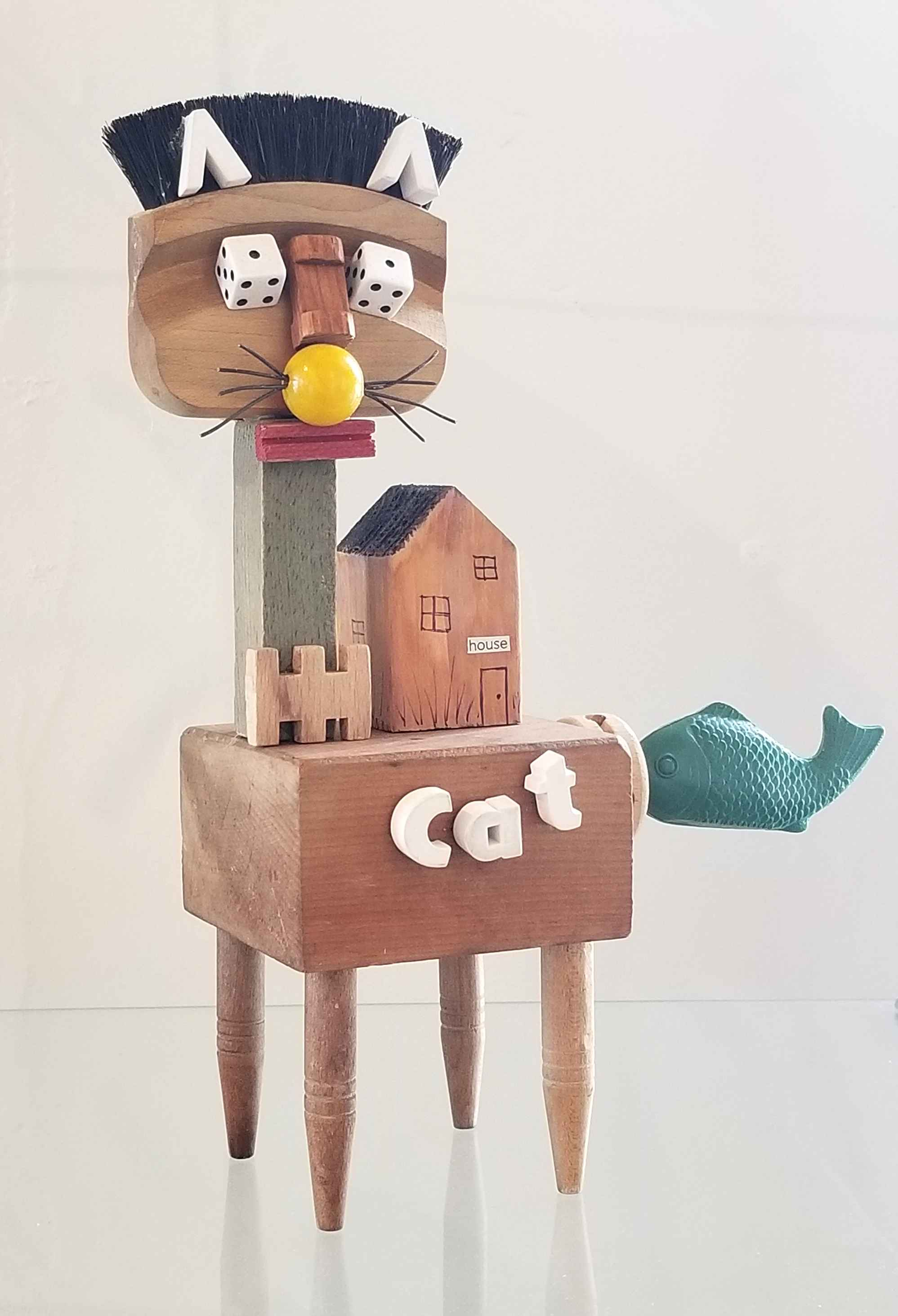 Hector... The House C... by  Karla Byl - Masterpiece Online
