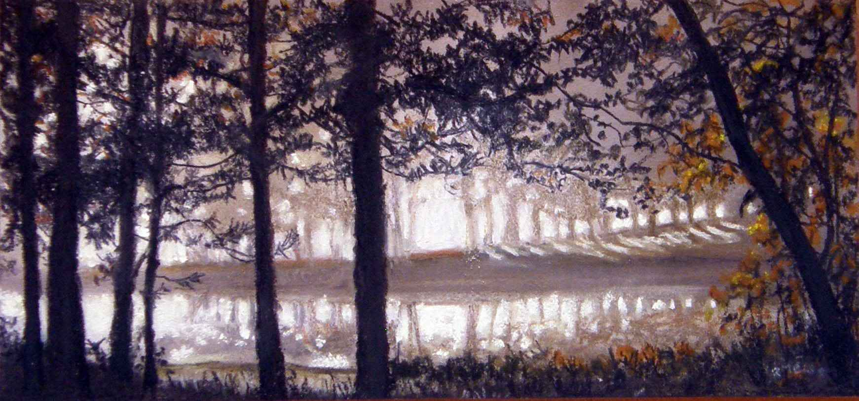 Early Morning Light by  Rhoda Tews - Masterpiece Online