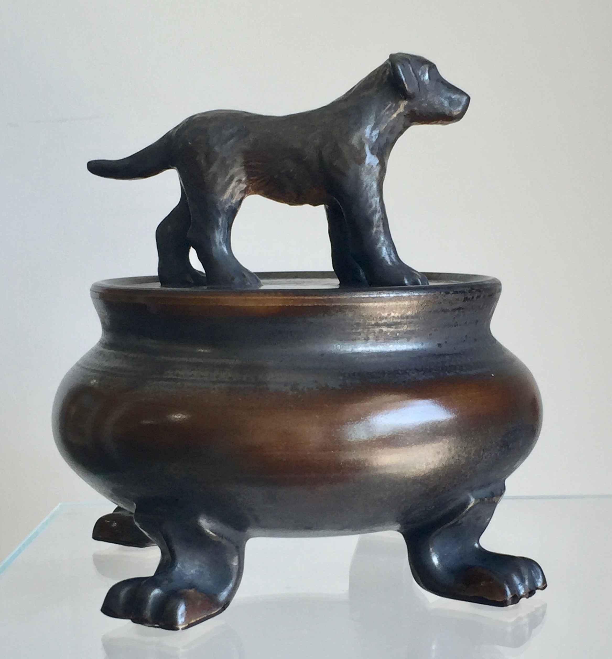 Z Dog Cookie Jar by  Jeff Pratt - Masterpiece Online