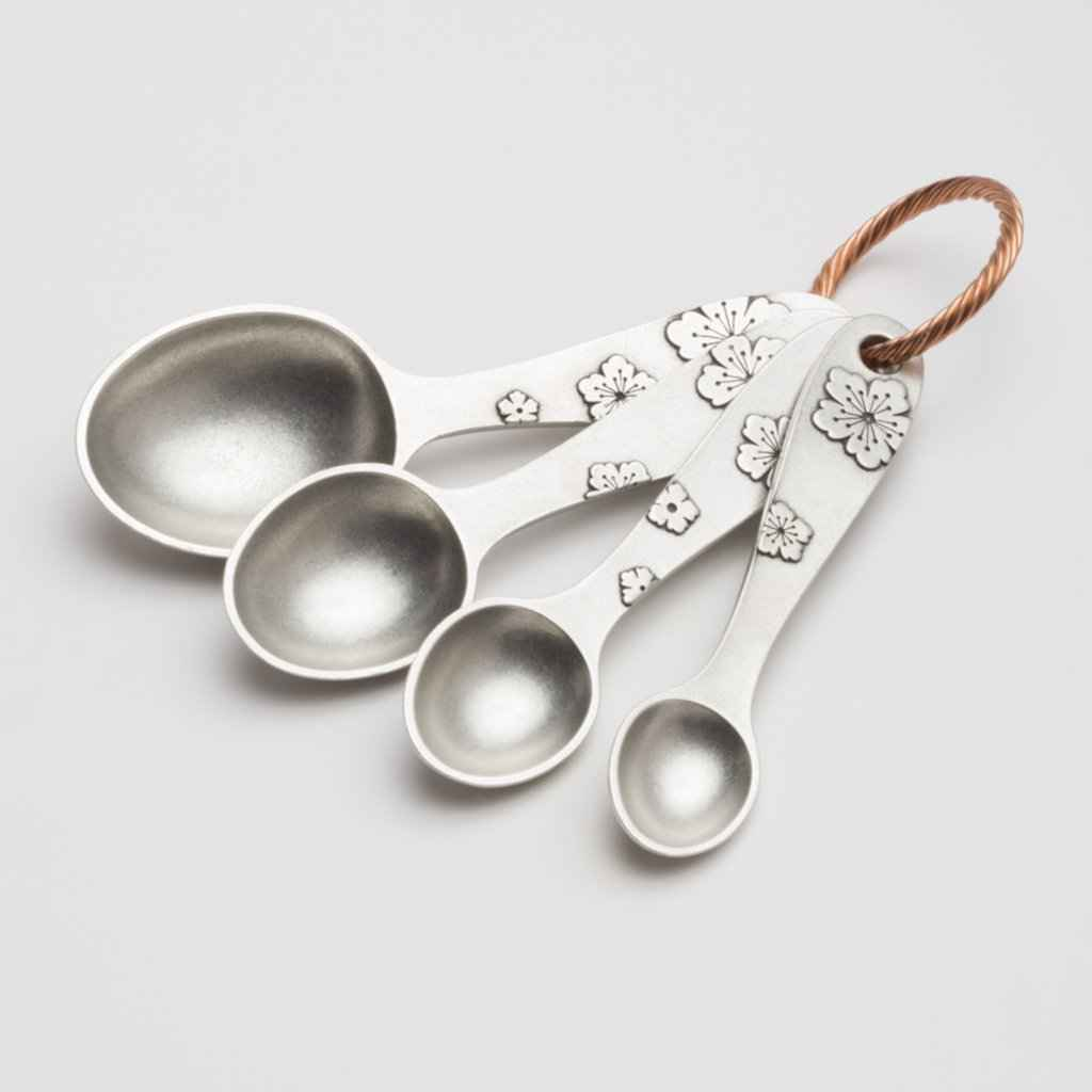Blossom Measuring Spoon Set