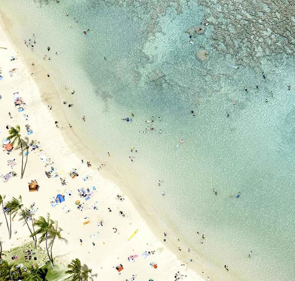 Hanauma Bay 1 5/7 by  Joshua Jensen-Nagle - Masterpiece Online