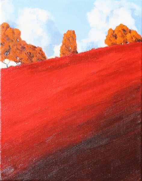 Red Hill by  Donald  Craghead - Masterpiece Online