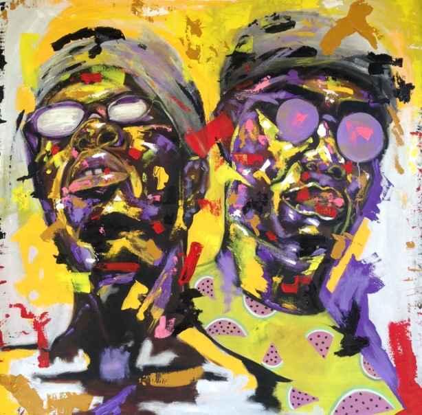 Alter Ego by Mr John Madu - Masterpiece Online