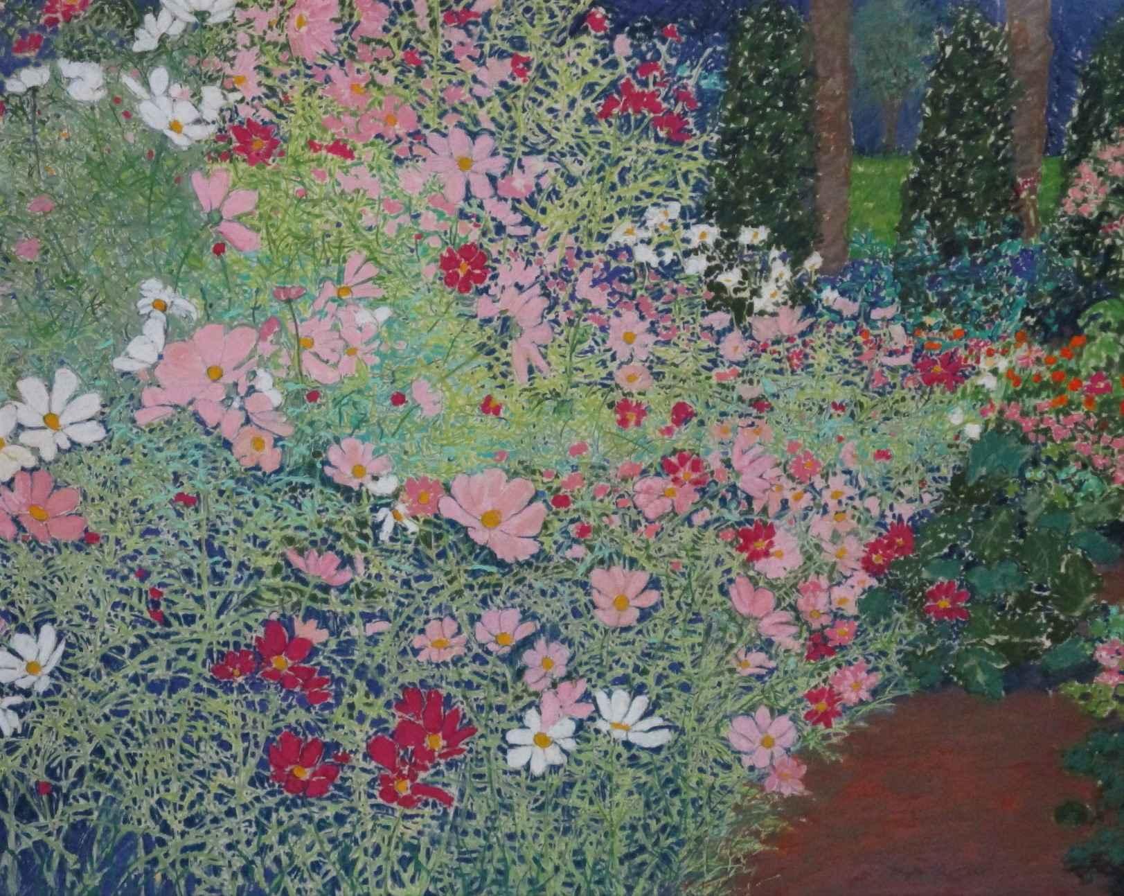 Unknown (Wind flowers) by  Myla Keller - Masterpiece Online