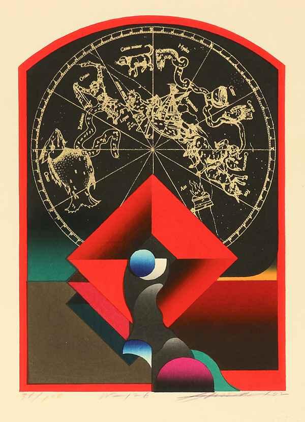 Mythology by  Akira Kurosaki - Masterpiece Online