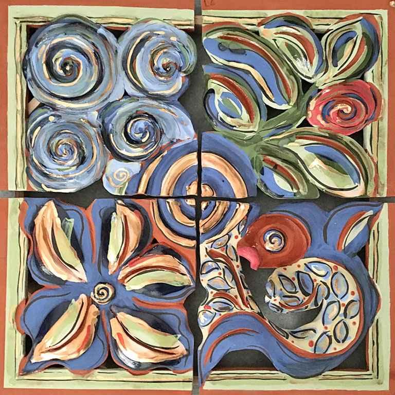 Elements by  Nancy Kramer Bovee - Masterpiece Online