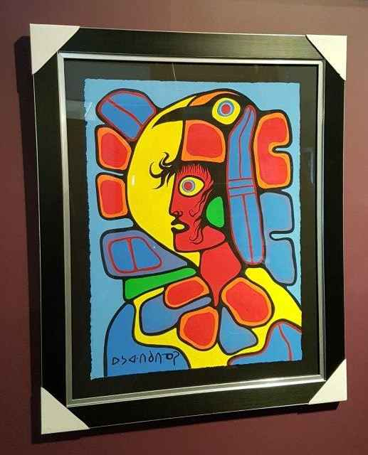 Untitled by  Norval Morrisseau - Masterpiece Online
