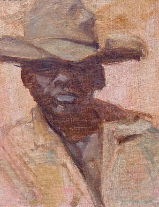 Ranch Hand by  John Austin Hanna - Masterpiece Online