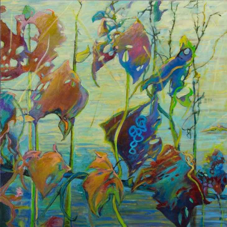 Marsh Rumble, II by Ms Ellen Hart - Masterpiece Online