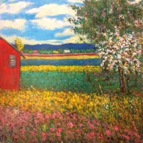 Stockton Spring by  Andres  Morillo - Masterpiece Online