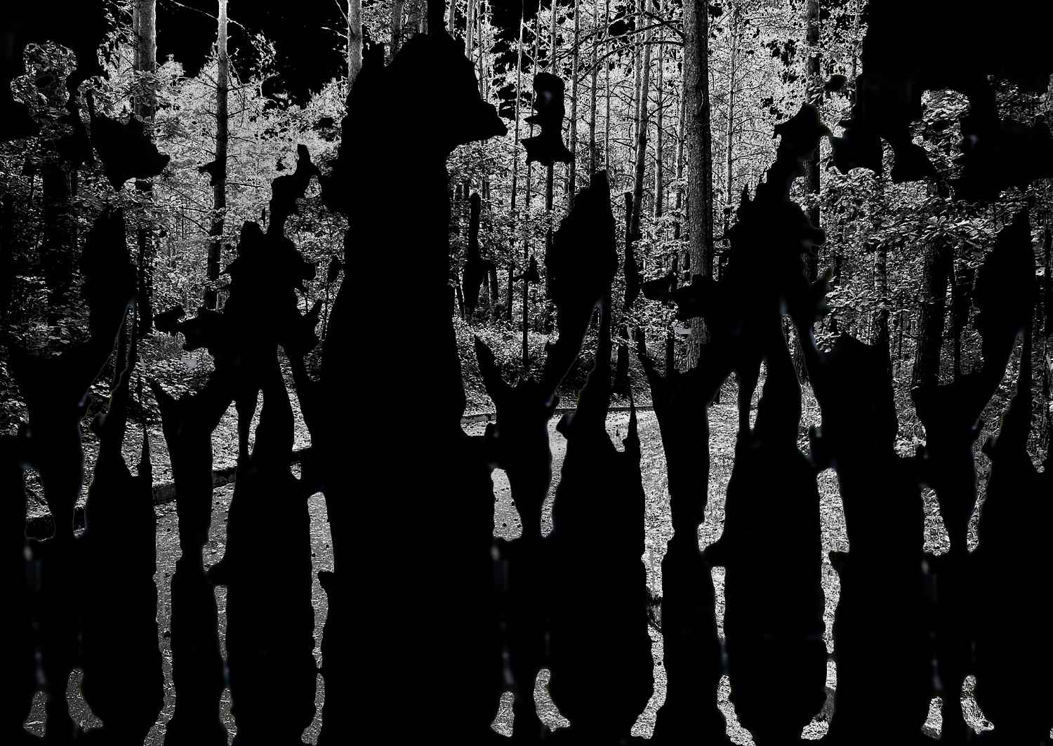 Shadows of Ourselves by  Valerie Christell - Masterpiece Online