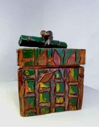 Bamboo Box by  Ancel Daniel - Masterpiece Online