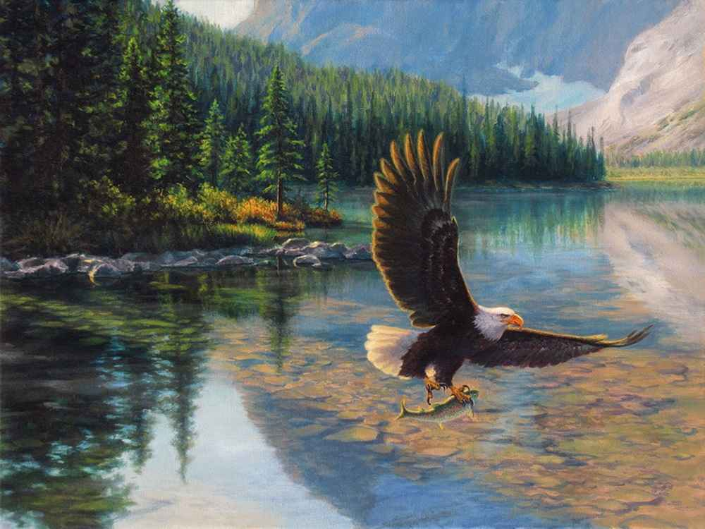 Clear Lake Prize by  Robert Copple - Masterpiece Online