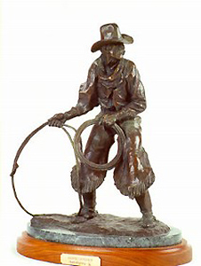 The Horse Catcher (RS) by Mr. & Mrs. Herb Mignery - Masterpiece Online
